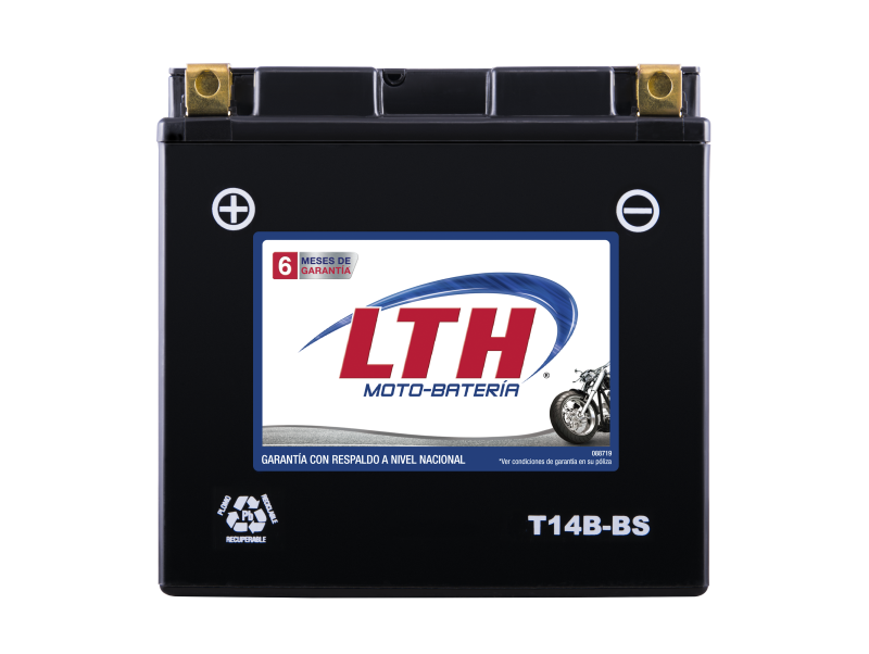 LTH T14B-BS Front