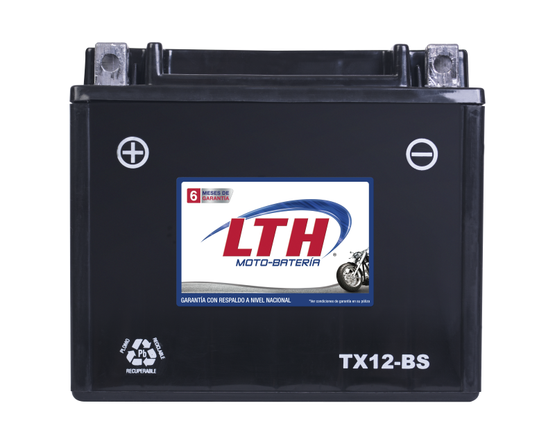 LTH TX12-BS Front 2020