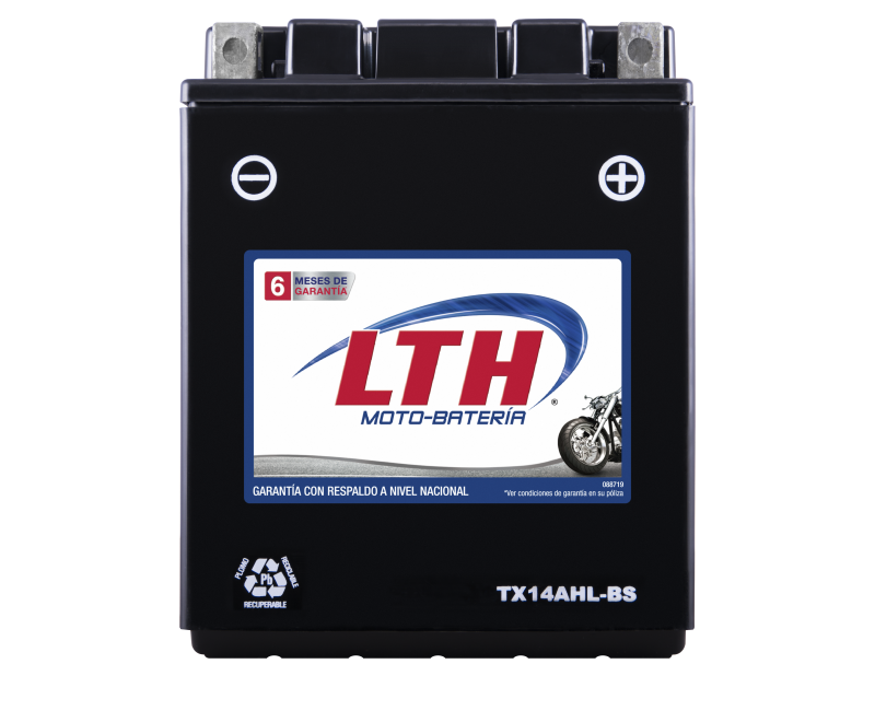 LTH TX14AHL-BS Front 2020