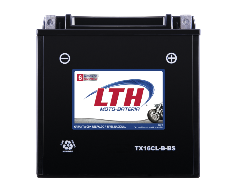 LTH TX16CL-B-BS Front 2020