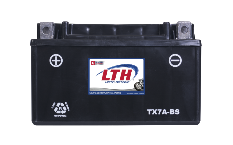 LTH TX7A-BS Front 2020
